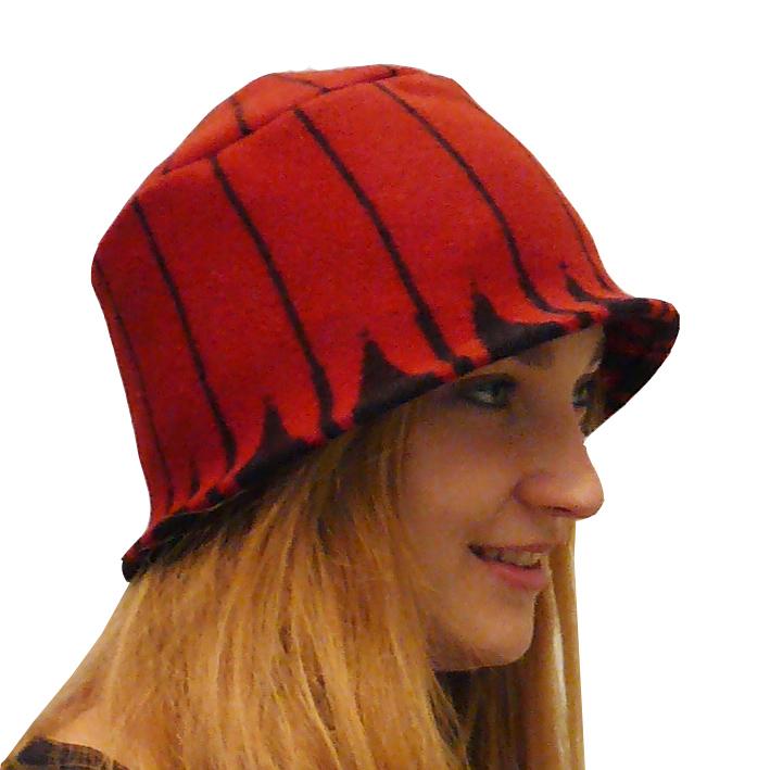 Oranžová čepice dámská Tonak 87117