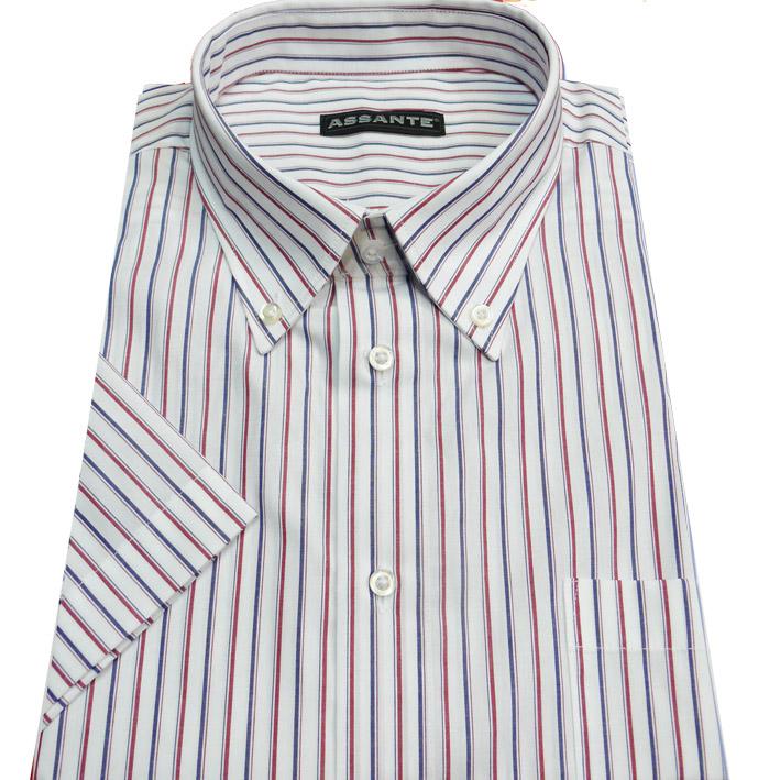 Nadměrná košile bílá 100 % bavlna non iron Assante 41080 velikost 47/48 (3XL)
