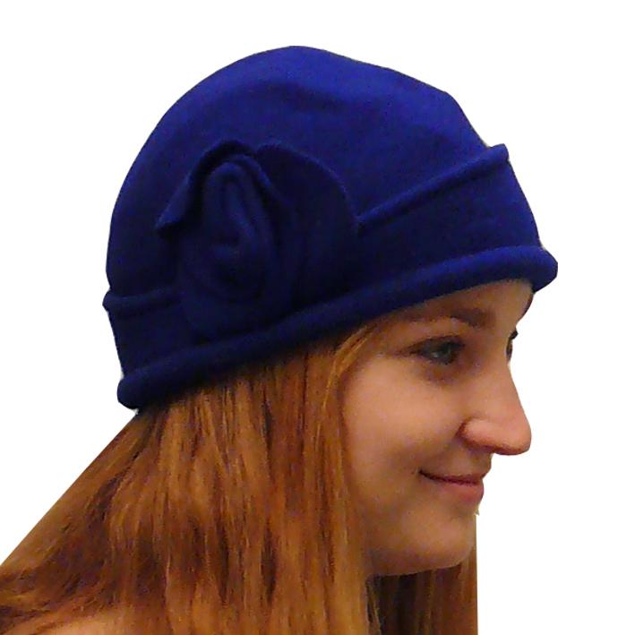 Modrá čepice dámská Tonak 87108