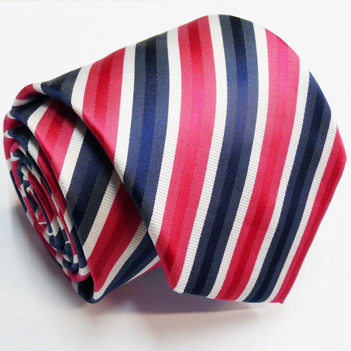 Pánská červená kravata Greg 93092