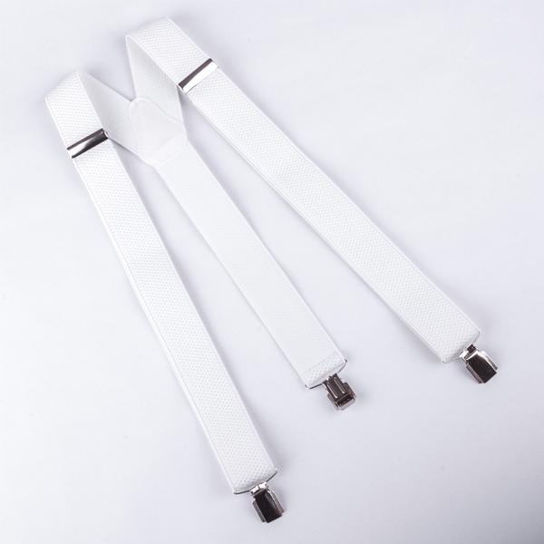 Bílé kšandy Assante 90177