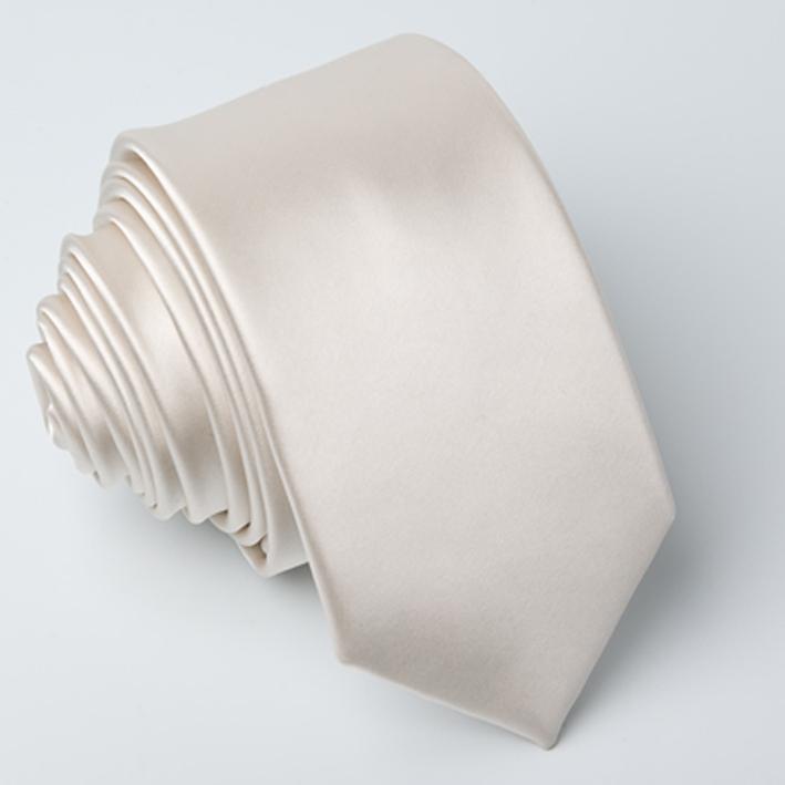 Ekry svatební kravata slim fit Greg 99120