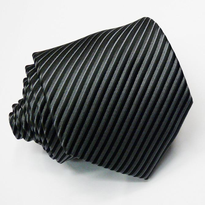 Pánská šedá kravata Greg 91111