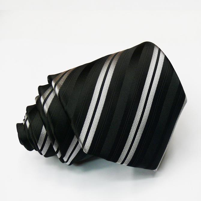 Černá kravata Greg 91089