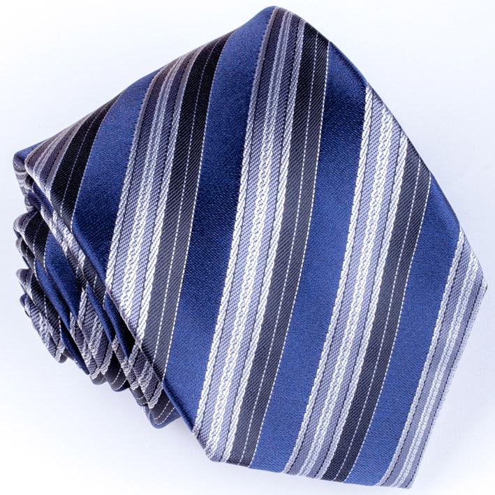 Modrá pánská kravata Greg 94093 velikost Uni