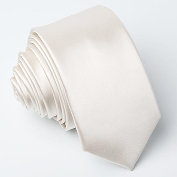 Slim pšeničná, obilná kravata Greg 99121