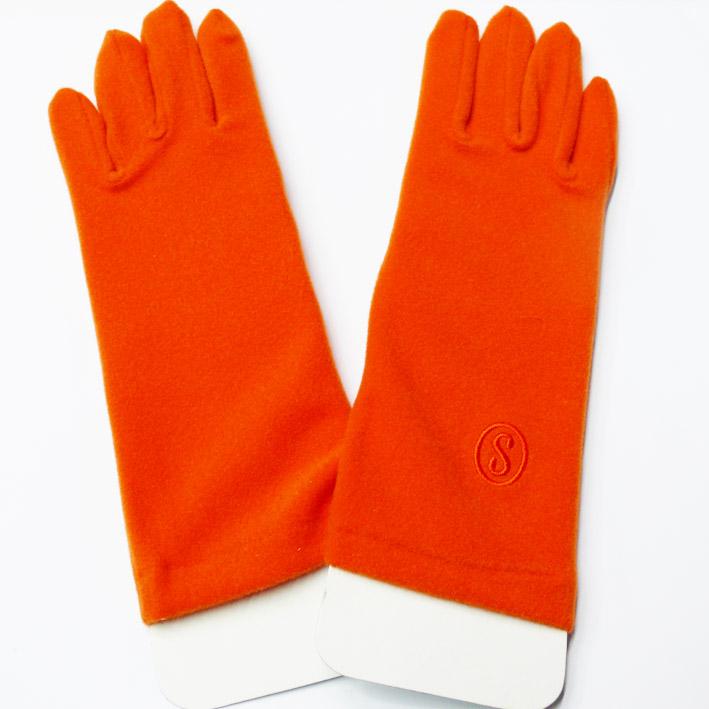 Oranžové  rukavičky Assante 89729