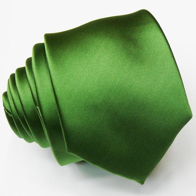Zelená úzká kravata Greg 99152