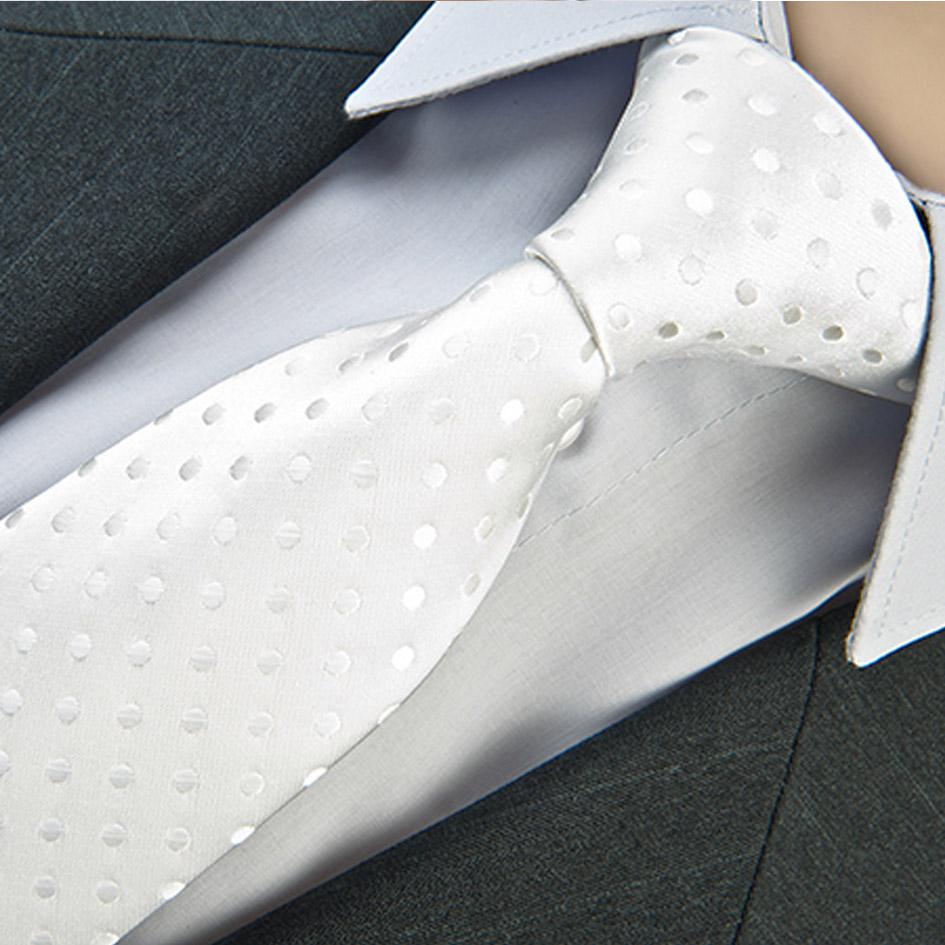 Svatební kravata slim fit šampaň Greg 99205