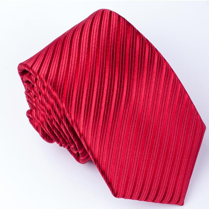 Červená kravata Rene Chagal 93148