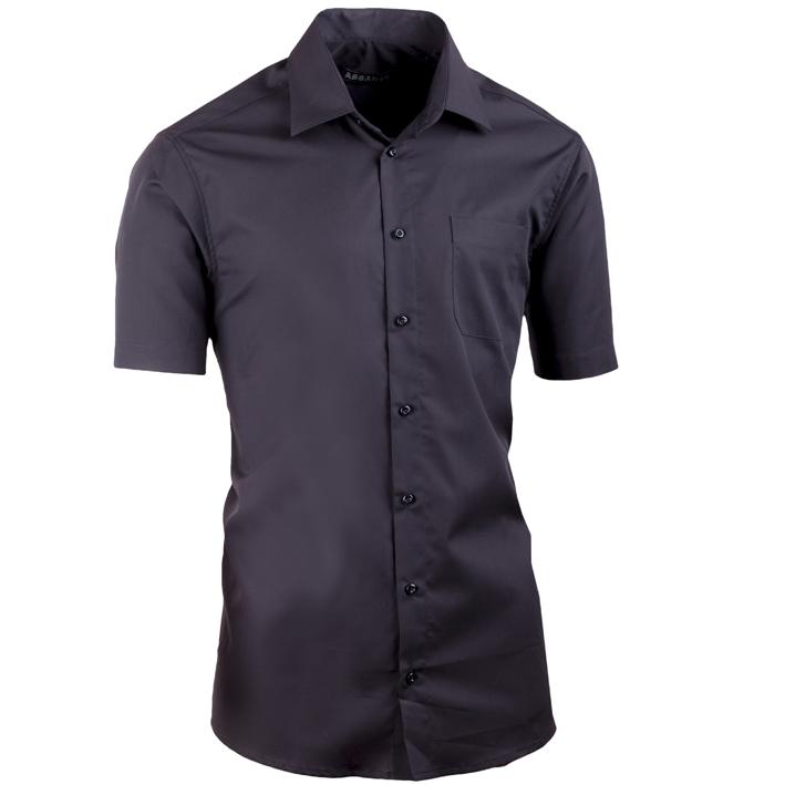 Černá košile Assante slim fit 40115