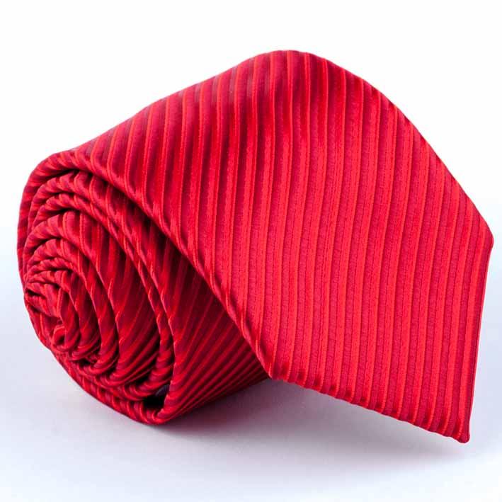 Červená pánská kravata Greg 93180