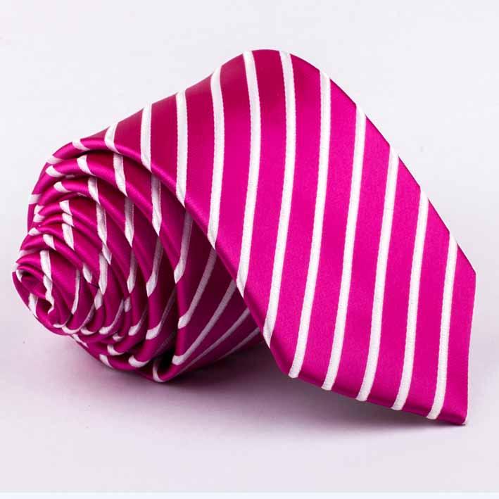 Fialová pánská kravata Greg 96142
