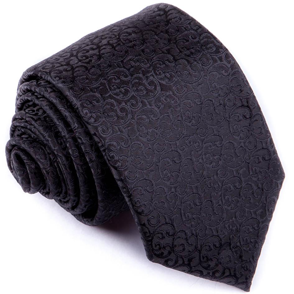 Černá luxusní kravata Greg 91202
