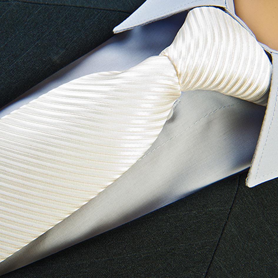 Svatební kravata šampań Greg 92896