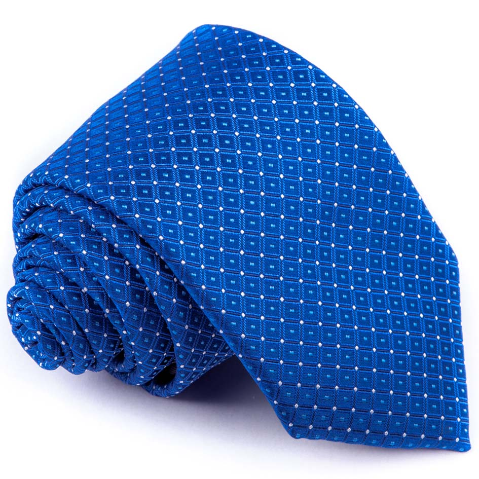 Elegantní modrá kravata Greg 94278