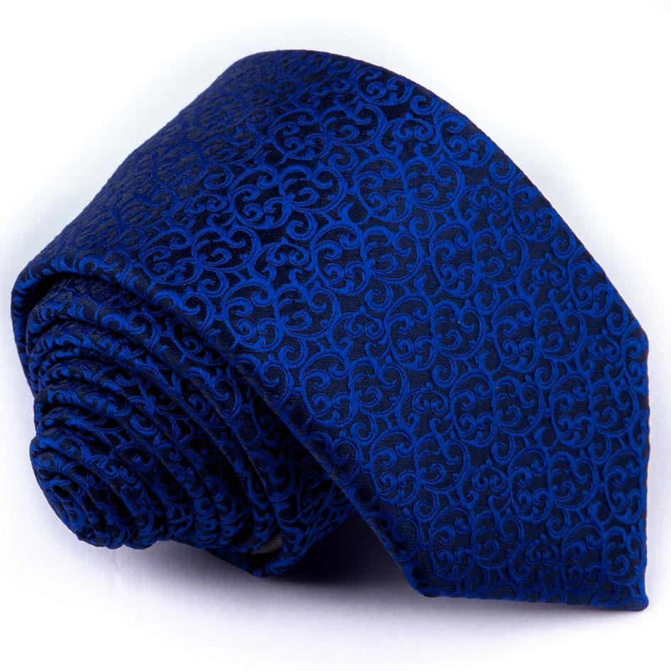 Kravata pařížská modrá Greg 94279