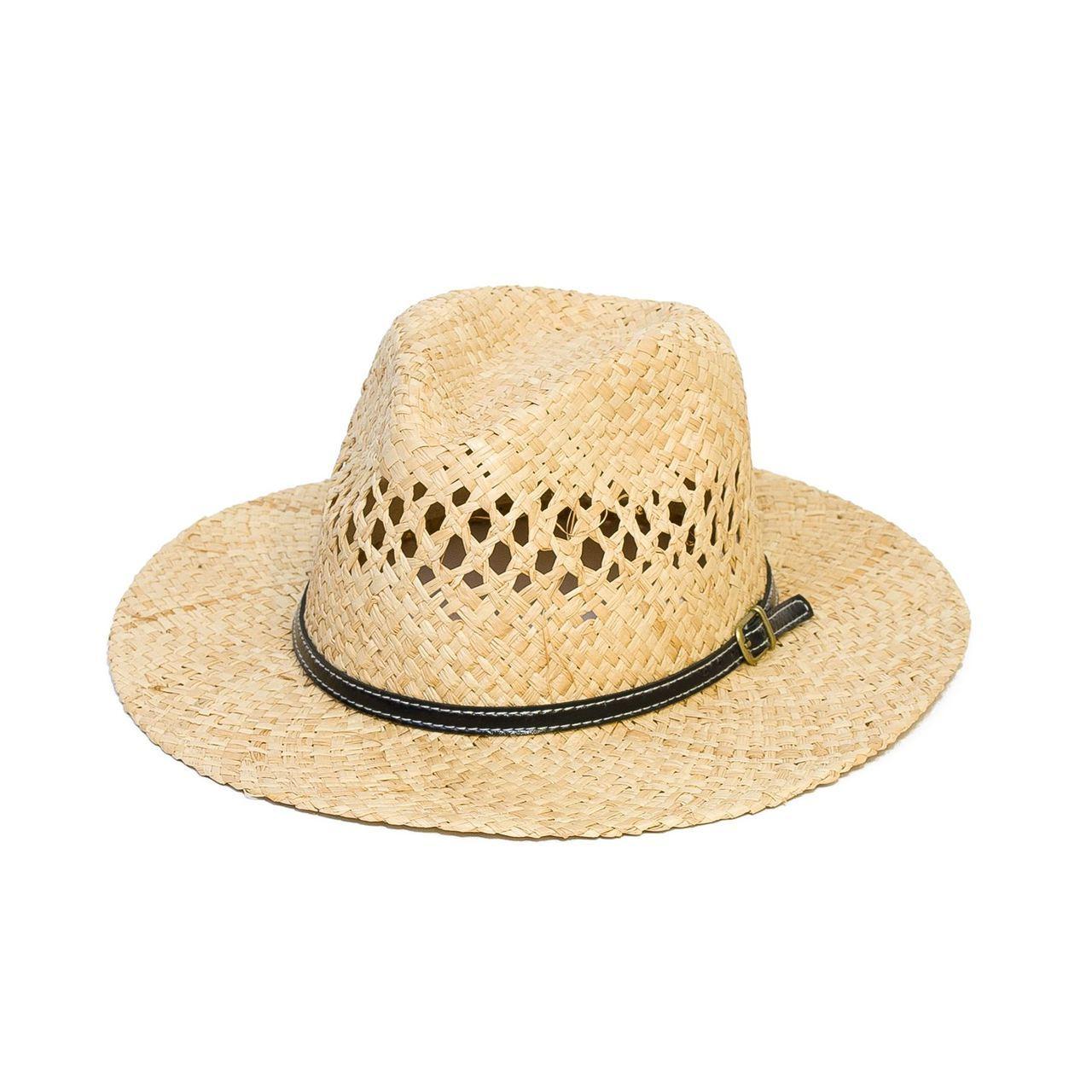 Letní klobouk barva béžová Assante 161230