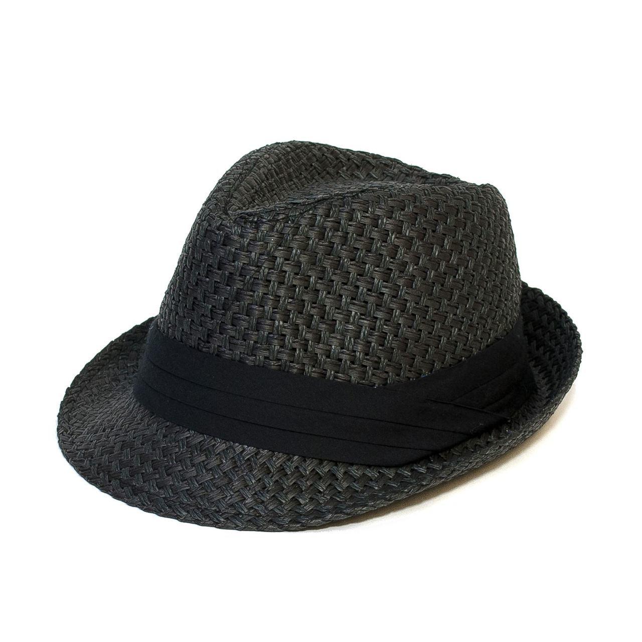 Letní klobouk barva černá Assante 161237