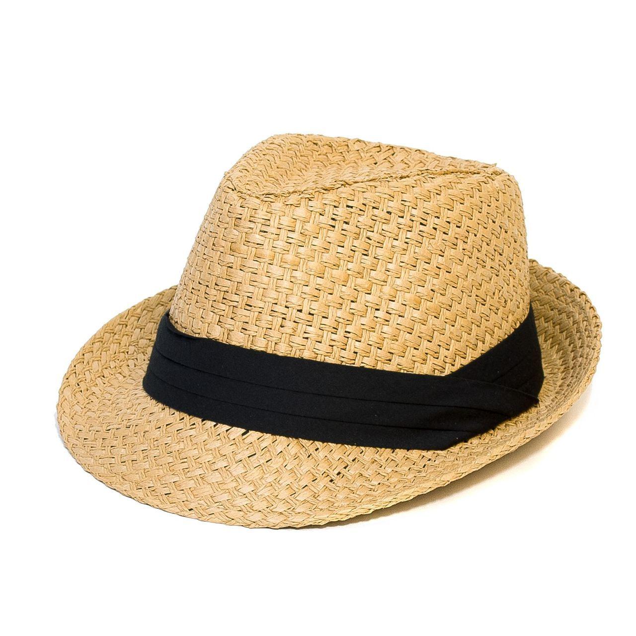 Letní klobouk barva béžová Assante 161239