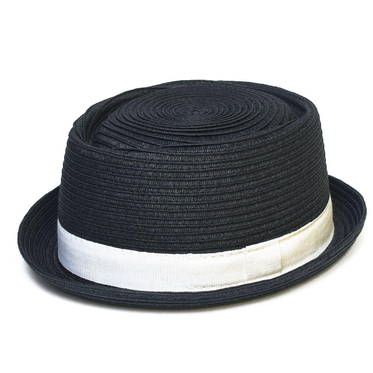 Letní klobouk barva černá Assante 161244