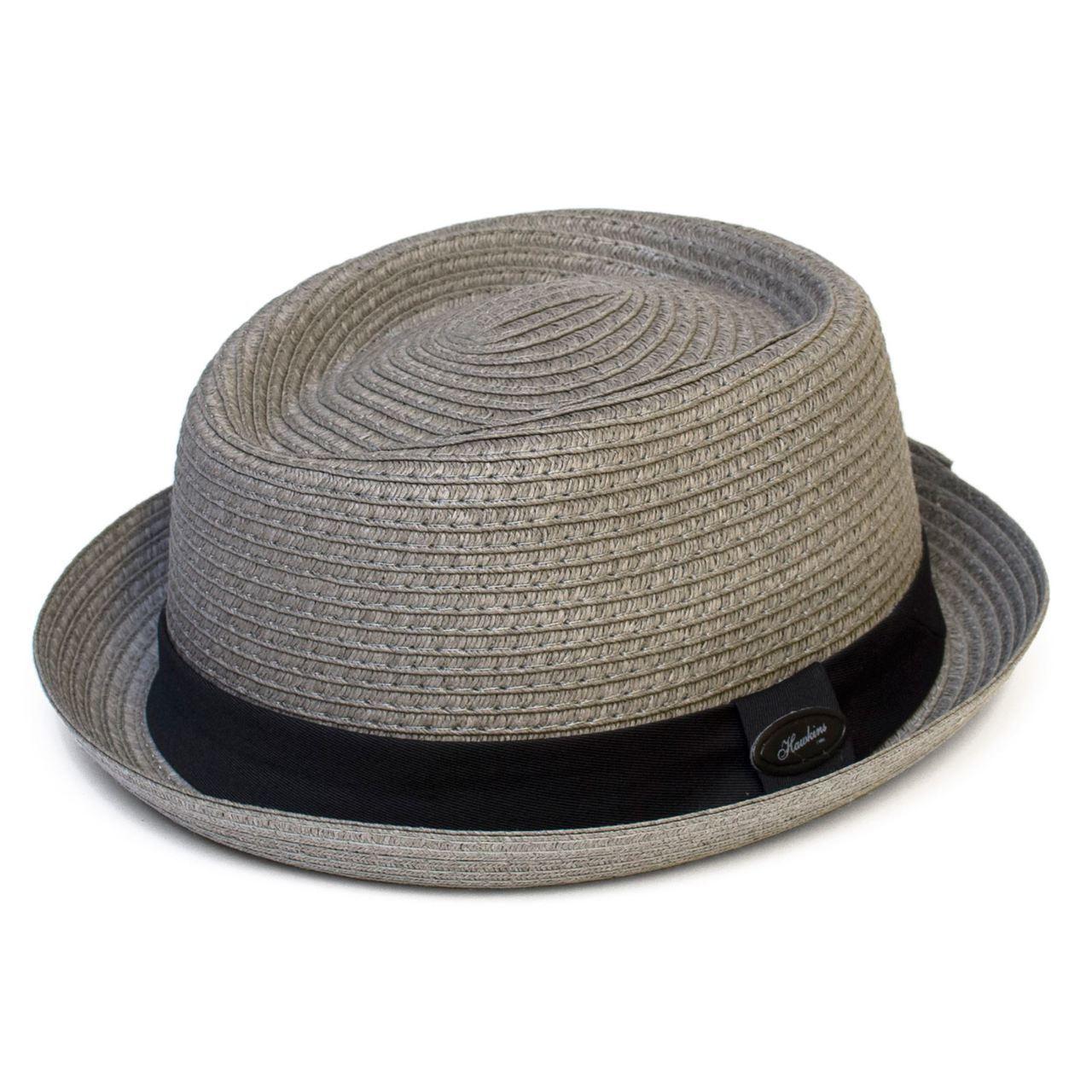 Letní klobouk barva šedá Assante 161247