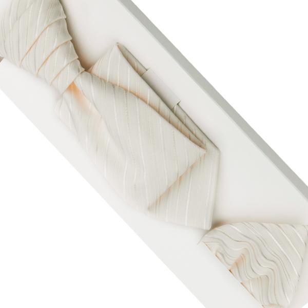 Svatební regata ekry - Anglická kravata Assante 90687