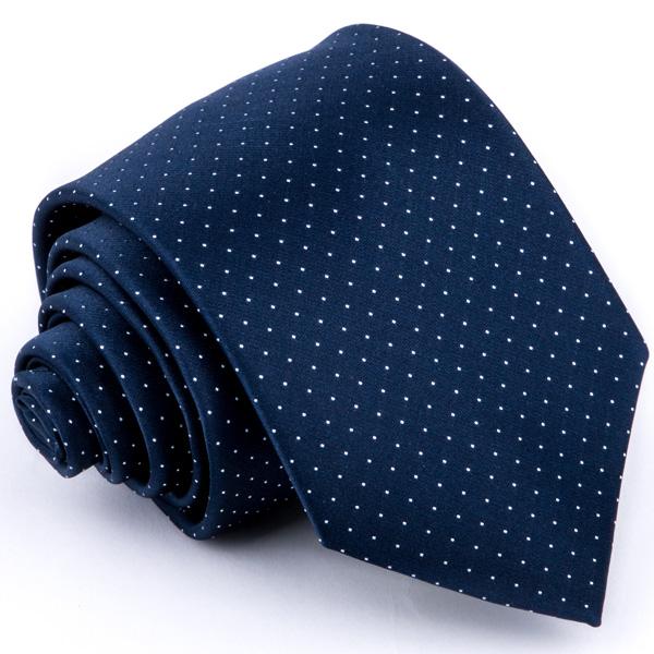 Tmavě modrá kravata Greg 94298