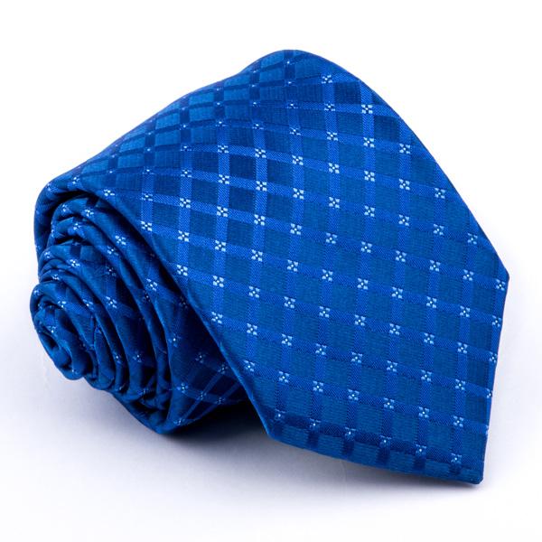 Modrá kravata Greg 94299