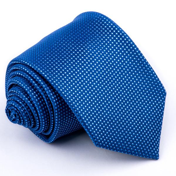 Středně modrá kravata Greg 94301