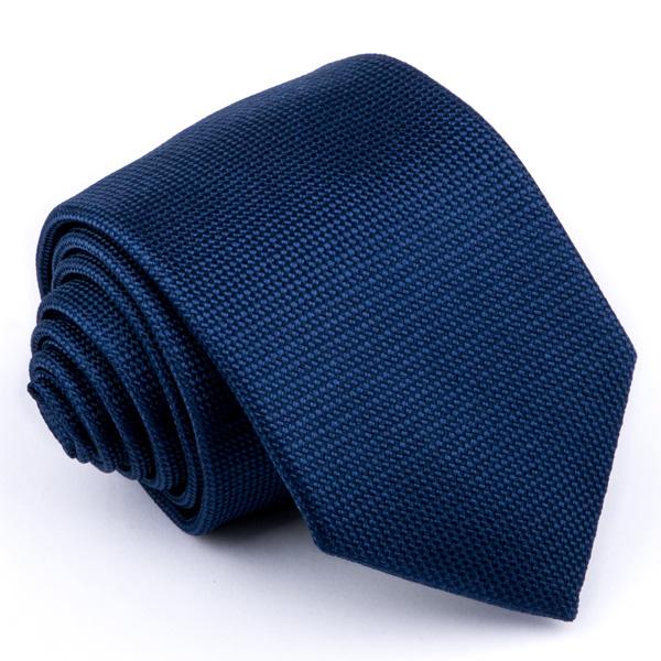 Tmavá modrá kravata Greg 94304