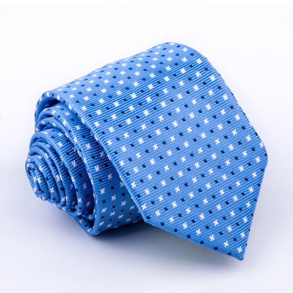 Světle modrá kravata Greg 94312