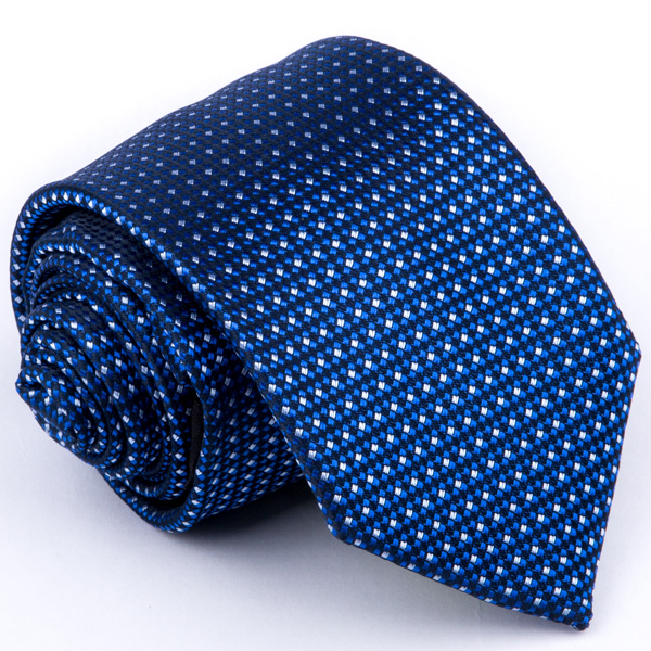 Modrá kravata Greg 94320