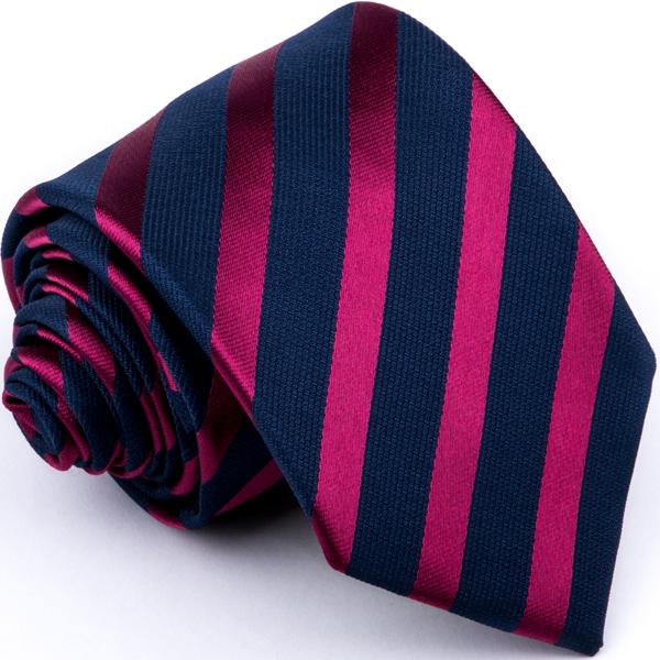 Modrofialová kravata Greg 94325