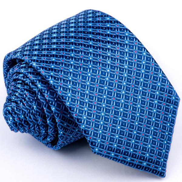 Modrá kravata Greg 94328