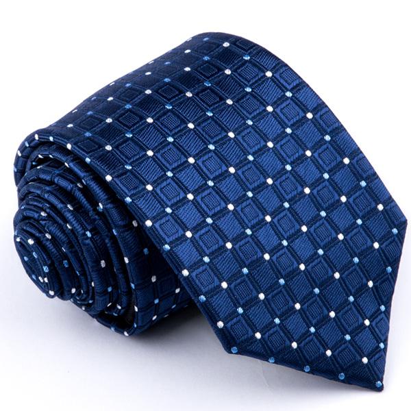 Modrá kravata Greg 94330