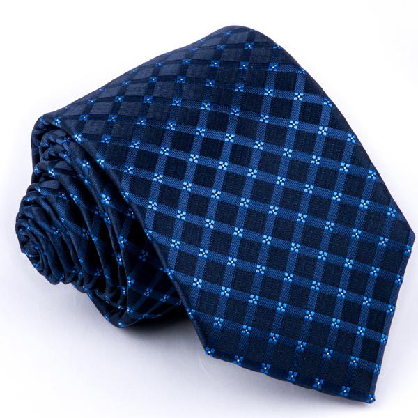 Modrá kravata Greg 94332