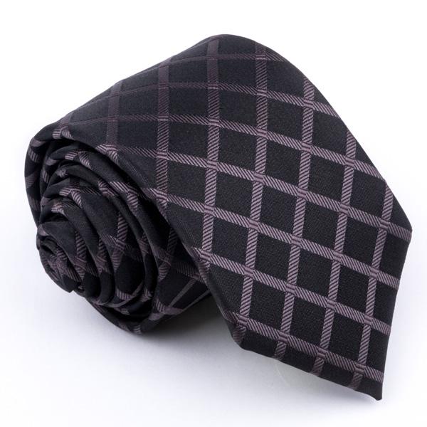 Černá kravata Greg 91213