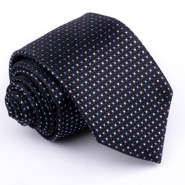 Šedá kravata Greg 91218