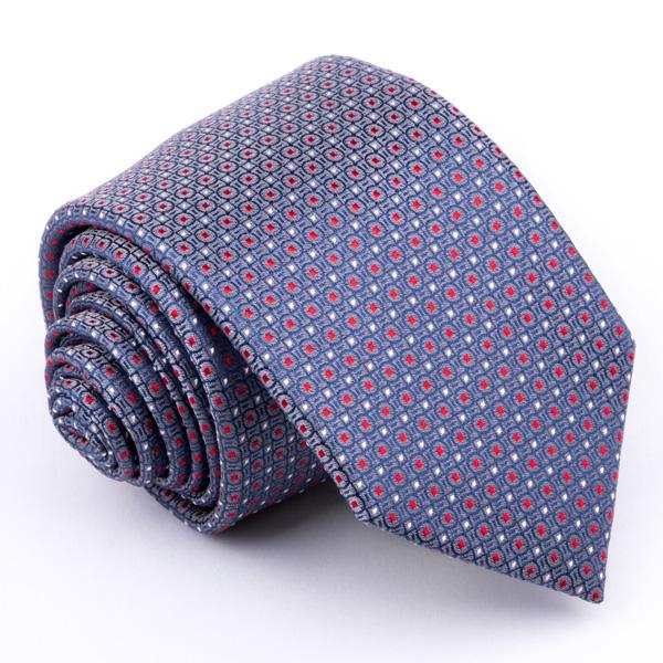 Šedá kravata Greg 91221
