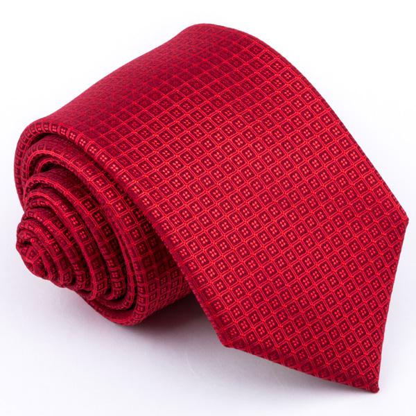 Červená kravata Greg 93214