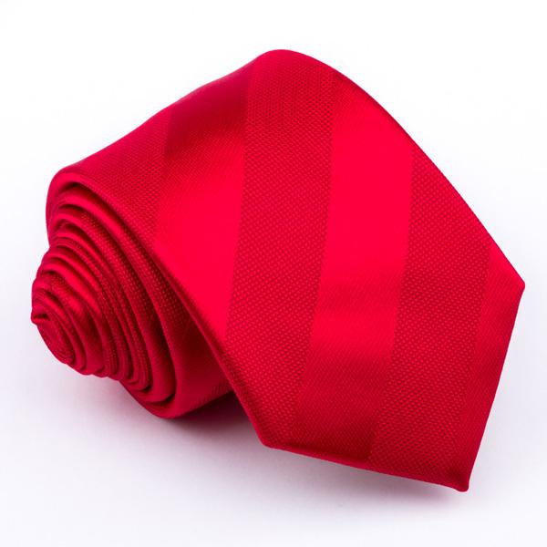 Červená kravata Greg 93217