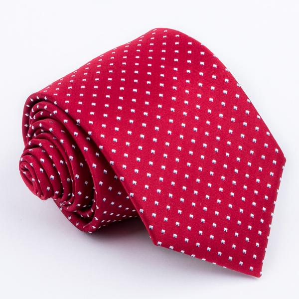 Červená kravata Greg 93220