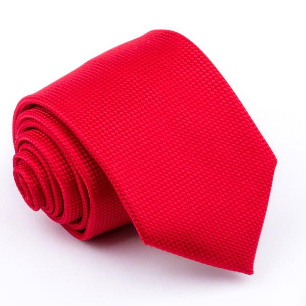 Červená kravata Greg 93225