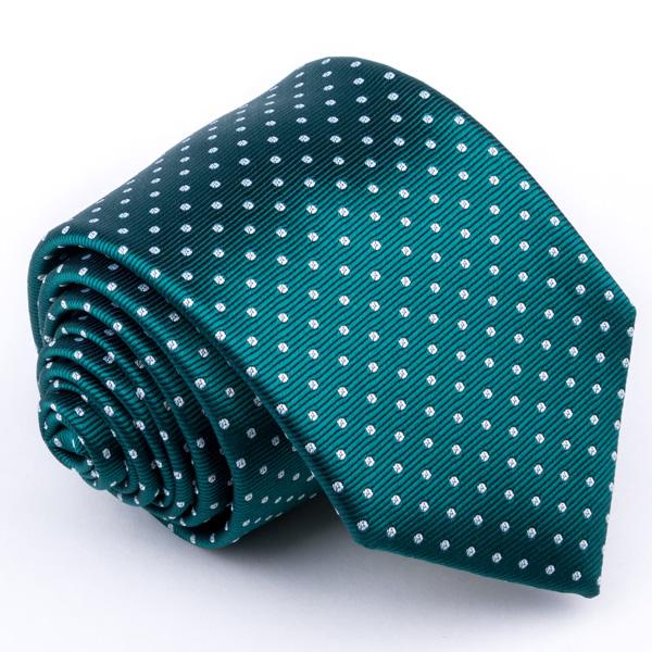 Zelená kravata Greg 95090