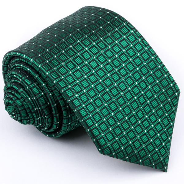 Zelená kravata Greg 95092