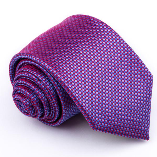 Fialová kravata Greg 96155